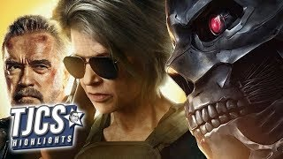 "Terminator Dark Fate Reviews Say ""Easily Best Since T2"""