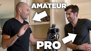 Amateur Vs Pro Architecture Photographer THE REMATCH