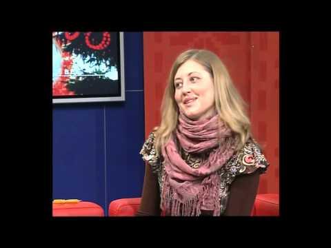 Анастасия Евсюкова в гостях у 51 канала