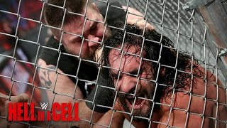 Seth Rollins humbles Kevin Owens with a ring-rattling suplex: WWE Hell in a Cell 2016