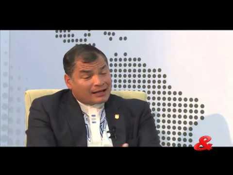 Pregunta Yamid: Rafael Correa, Presidente de Ecuador, 13 de Abril de 2015