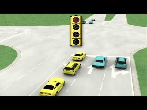 MDOT explains flashing yellow left-turn signal