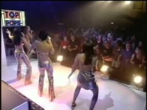 Destiny's Child  -  Jumping Jumping