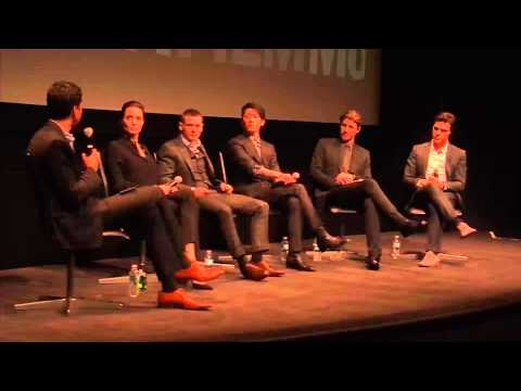 """Angelina Jolie And Cast Discuss Making Of """"Unbroken"""" FULL Q&A   MoMA Film"""