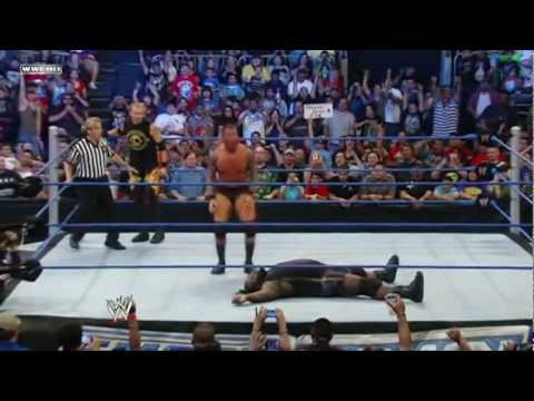 Wwe - Randy Orton Dance After Rko video