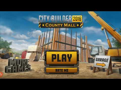 City Builder 2016: County Mall APK Cover