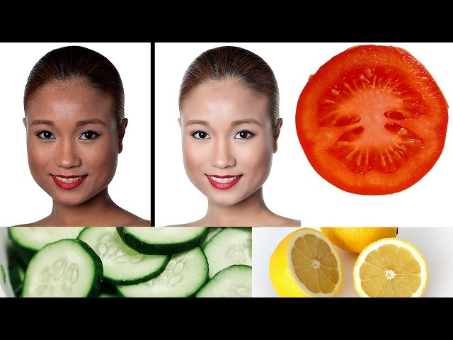 Tomato Juice Face Mask. The Best Skin Lightening Products.