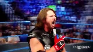 Dean Ambrose vs AJ Styles: Backlash 2016 - Promo ᴴᴰ