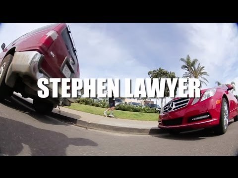 SK8MAFIA VIDEO 2016 STEPHEN LAWYER