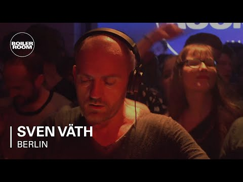 Sven Väth Boiler Room Berlin Groove Magazine take-over Mix