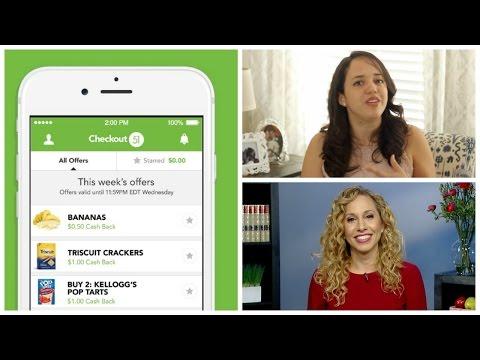 Cómo funciona la aplicación Checkout51 ¡ahora disponible en español! | Ahorros para Mamá