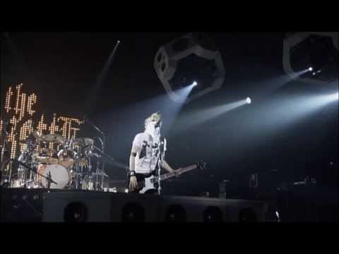 The GazettE - Ride with the Rockers live [RCE]