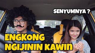 Download lagu ALHAMDULILLAH ENGKONG UDAH NGIJININ KAWIN !!! | PRANK TAKSI AYA IBRAHIM