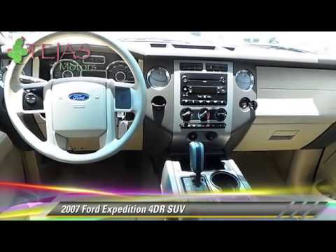 2007 Ford Expedition Lubbock TX 7LA59315