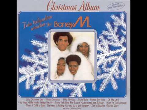 Boney M  Little Drummer Boy-Jingle Bells
