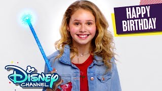 Happy Birthday Ruby Rose Turner! 🎈| Disney Channel