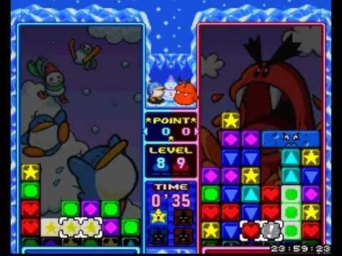 Tetris Attack - Versus Esposa :)