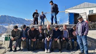 Hanging With The Elders Of Dagestan
