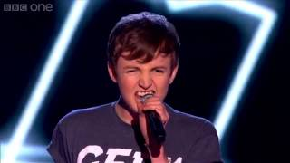 The Voice UK 2013   Jordan performs