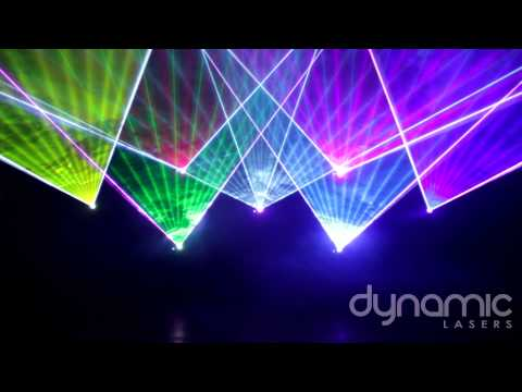 Mind Games - Artistic Laser Show Awary Entry | Savant -