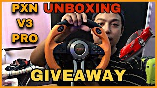PXN V3 PRO | UNBOXING | 100 SUBS | GIVEAWAY