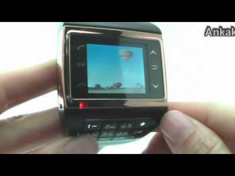 How to Use Panther - Quad Band Touchscreen Mobile Phone Watch + Keypad