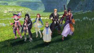 7 minut z gry w Tales of Berseria Gameplay| Do pobrania