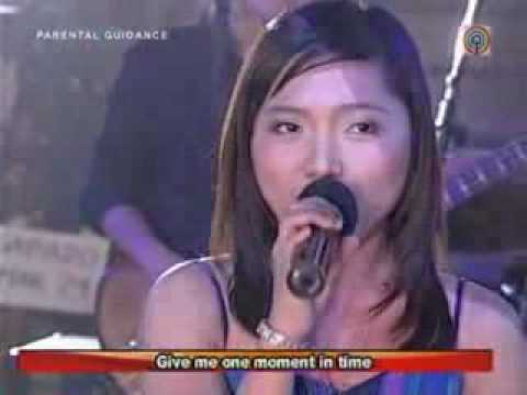 Charice duet with Aegis