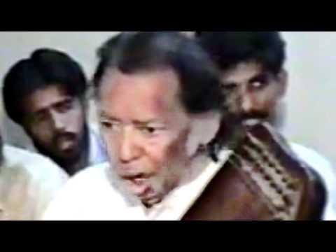 ustad salamat ali khan and ustad nazakat ali khan-miyan ki malhaar-dhruth