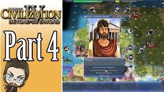 Civilization IV BtS: Rome - Part 4