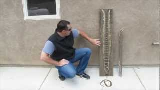 HOW TO SKIN A RATTLESNAKE!!!