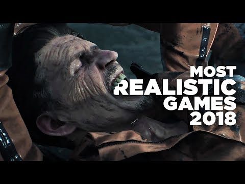 TOP 15 MOST REALISTIC GRAPHICS UPCOMING GAMES 2018 (PS4 Xbox One PC)