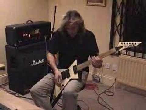 JudasPriest guitarist Glen Tipton Axes and solos Part 1