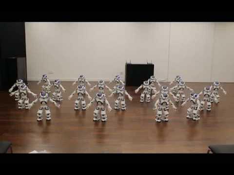 La danza dei robot