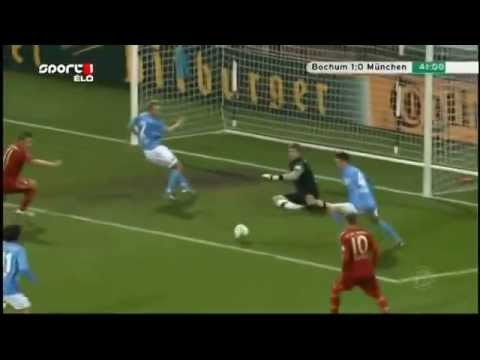 Arjen Robben Diving Compilation