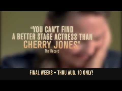 Final weeks to see Cherry Jones in WHEN WE WERE YOUNG AND UNAFRAID