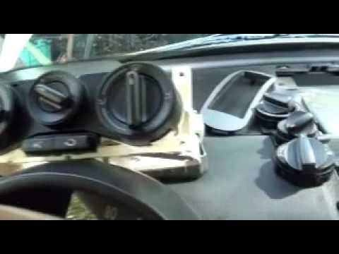 project vw beetle  ac  blower