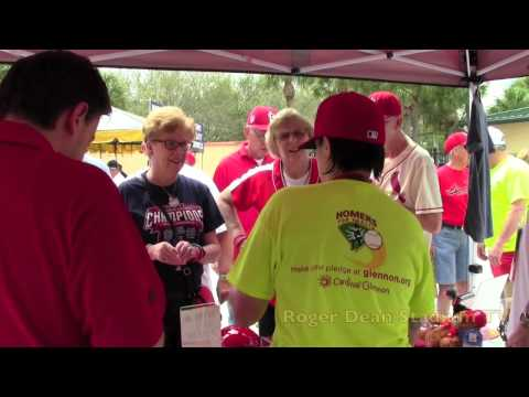 Cardinal Glennon-Homers for Health & St. Louis Cardinals 2015