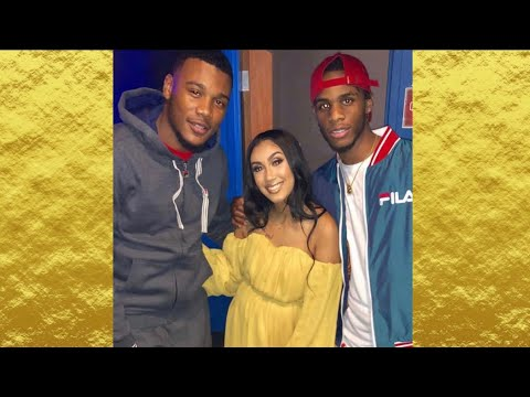 Armon & Trey Ft. Queen Naija No Strings (Lyrics)
