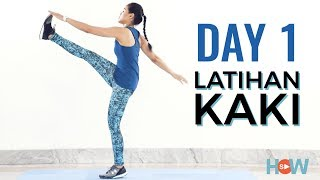 Cara Menurunkan Berat Badan dalam 7 Hari dengan latihan Full Body Workout | DAY 1