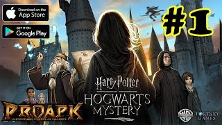 Harry Potter: Hogwarts Mystery Gameplay Android / iOS - Part 1