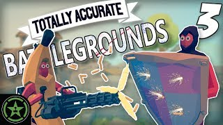 We Snipe Ourselves - Totally Accurate Battlegrounds (#3) | Let's Play