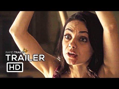 THE SPY WHO DUMPED ME Official Trailer (2018) Mila Kunis, Kate McKinnon Comedy Movie HD