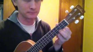 "Ukulele Tutorial - ""I will follow you into the dark"" by Death Cab for Cutie"
