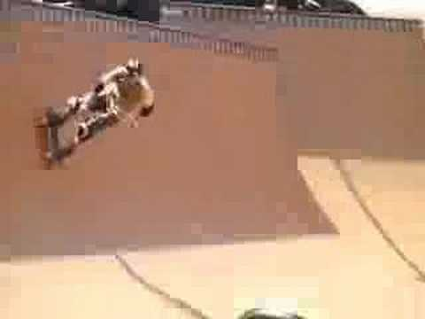 Rune Glifberg X-Games 13 run Video