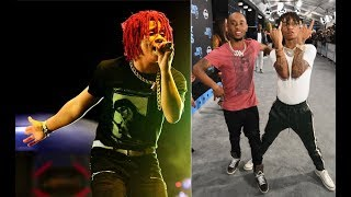 Trippie Redd Disses Slim Jimmy after he claims he left Rae Sremmurd 'We liked Swae Better Anyway'