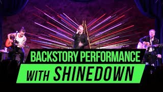Download Lagu BackStory Presents: Shinedown Performing Live from Sony Hall Gratis STAFABAND