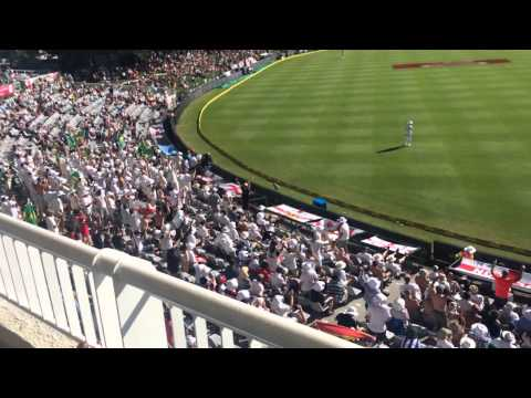 Best sport chanting. SA vs England chanting Hashim Amla vs Moueen Ali