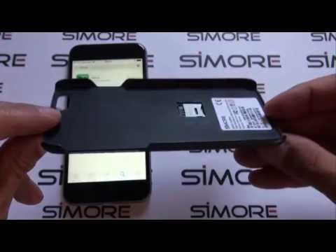 iPhone 6S Dual SIM simultaneous case with both SIMs active online at the same time Bluetooth adapter