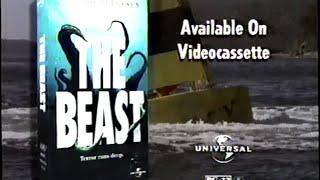 The Beast (1996) Trailer (VHS Capture)